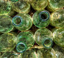 Abandoned Bottles by njordphoto
