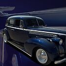 1940 Packard 120 Sedan by TeeMack