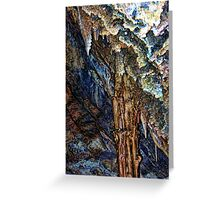 Lewis & Clark Caverns 1 (Montana, USA) Greeting Card