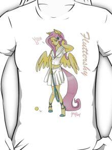 Yay Fluttershy Tennis T-Shirt