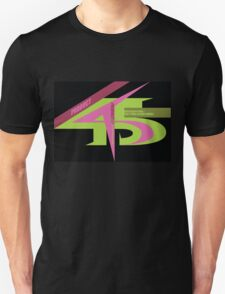 PRODUCT 45 book jacket Australian Punk / Post Punk Record covers COL T-Shirt