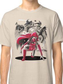 Ninja Red Riding Hood Classic T-Shirt