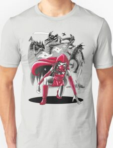 Ninja Red Riding Hood T-Shirt