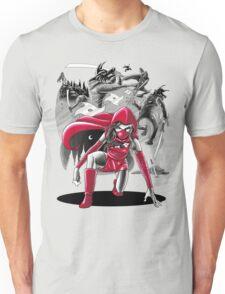 Ninja Red Riding Hood Unisex T-Shirt