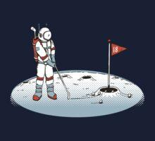 Lunar Golf 2000 Kids Tee