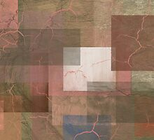 Abstract Art Squares  by Fred Seghetti