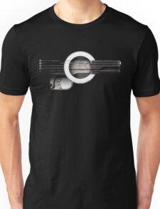 Guitar Pistol Unisex T-Shirt