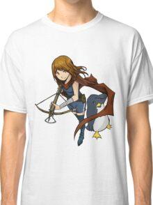 Penguin Girl Classic T-Shirt