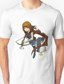 Penguin Girl T-Shirt