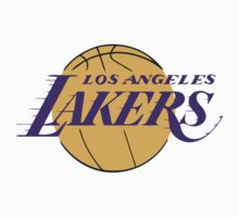 Los Angeles Lakers Basketball Kids Clothes