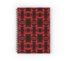 Red Jackel #3 Spiral Notebook