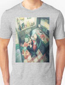 Bothersome Pokemon/Annoyed Ash T-Shirt