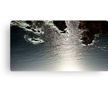 Earth from Space. Canvas Print