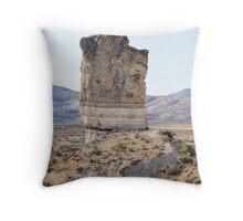 Eastern Oregon Land Feature  Throw Pillow