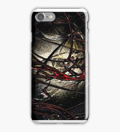 """""""that glimmer of light from within"""" iPhone Case/Skin"""