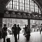 Station to Station  by Christine  Wilson Photography