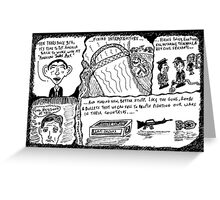 President Obama and the American Jobs Act Greeting Card