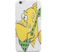 HUNGRY FISH iPhone Case/Skin