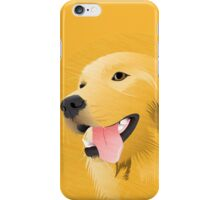 GOLDEN RETRIEVER iPhone Case/Skin