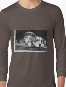 Dickey Moore and Petey Long Sleeve T-Shirt