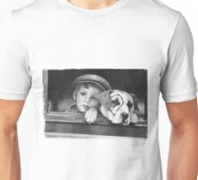 Dickey Moore and Petey Unisex T-Shirt