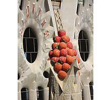 Sagrada Familiar  Photographic Print