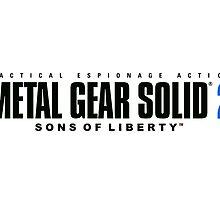Metal Gear Solid 2 Mug by Mattbrush