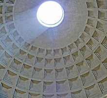 Pantheon Dome by Fred Seghetti