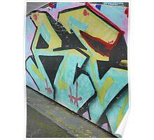 AE-Graffiti Poster