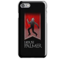House Palmer iPhone Case/Skin