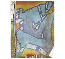 Hidden Graffiti Poster