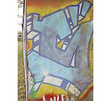 Hidden Graffiti Photographic Print