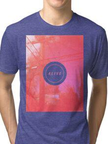 a95 suburb Tri-blend T-Shirt