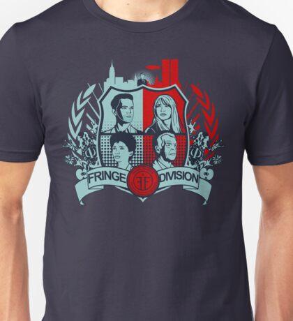 Fringe Division Crest  Unisex T-Shirt