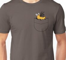 dunble bee shirt pocket design Unisex T-Shirt