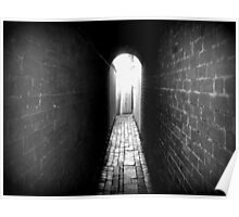 Claustrophobia Poster