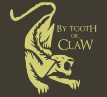 By Tooth Or Claw T-Shirt