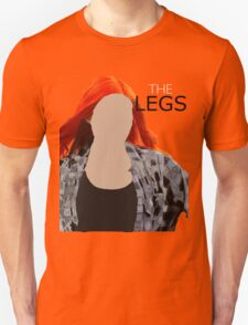The Legs- Amy Pond- Shirt Unisex T-Shirt