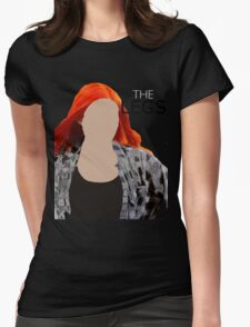 The Legs- Amy Pond- Shirt Womens Fitted T-Shirt