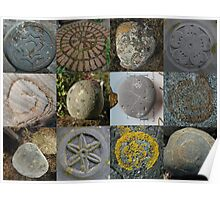 12 Stone Circles Poster