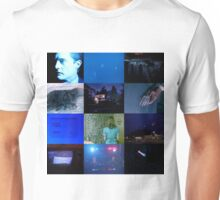 Twin Peaks in Blue Unisex T-Shirt