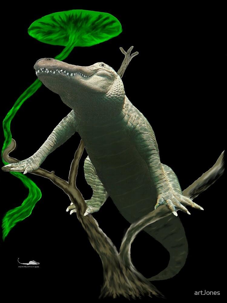 gator by artJones