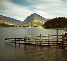 Buttermere & Fleetwith Pike by Brian Kerr