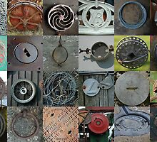 Metal Circles by cuilcreations