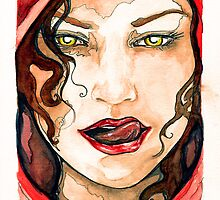 Big Bad Who? by Rebecca Lesny