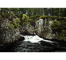 Pattack Falls, Photographic Print