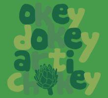 Okey Dokey Artichokey Baby Tee