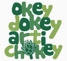 Okey Dokey Artichokey One Piece - Long Sleeve