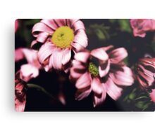 Vibrant Flora- Flowers from Love Metal Print