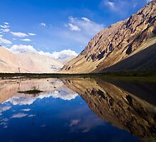 Nature's Mirror by Anoop Chinnan